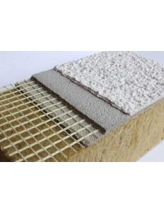S.A.T.E. con lana de roca