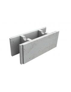 Bloque muro hormigón 30x20x50