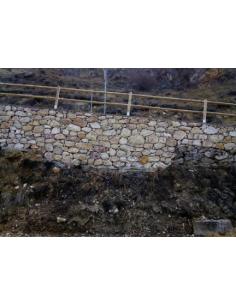 Mampostería para muros