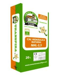Cal Hidráulica NHL-3,5 20l.