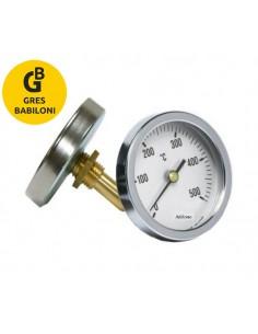 Termometro horno puerta