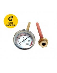 Termometro horno 40 cm